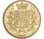 1838 Queen Victoria Shield Reverse Sovereign