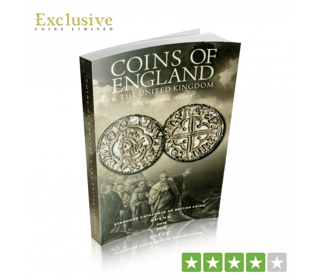 2016 Coins of England and the United Kingdom, 51th Edition