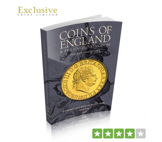 2017 Coins of England and the United Kingdom 52nd Edition