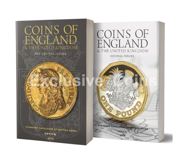 2018 Coins of England and the United Kingdom, 53rd Edition - Now In Stock