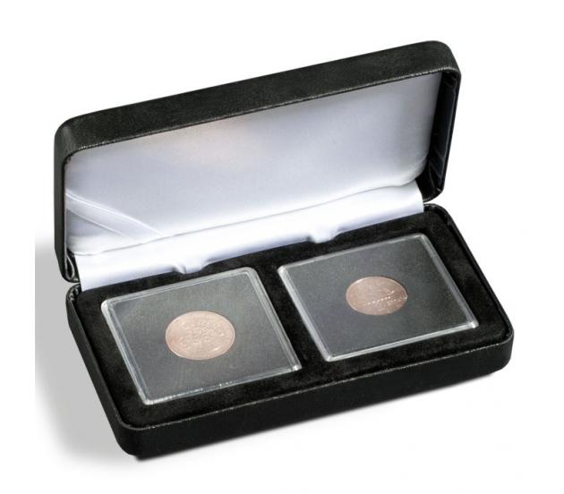 Coin Case for Double Quadrum Capsule - Nobile