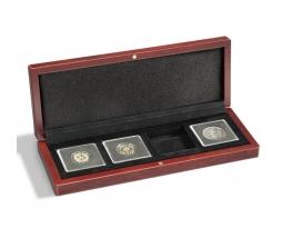 Lighthouse VOLTERRA Coin Case for Four Quadrum Capsules