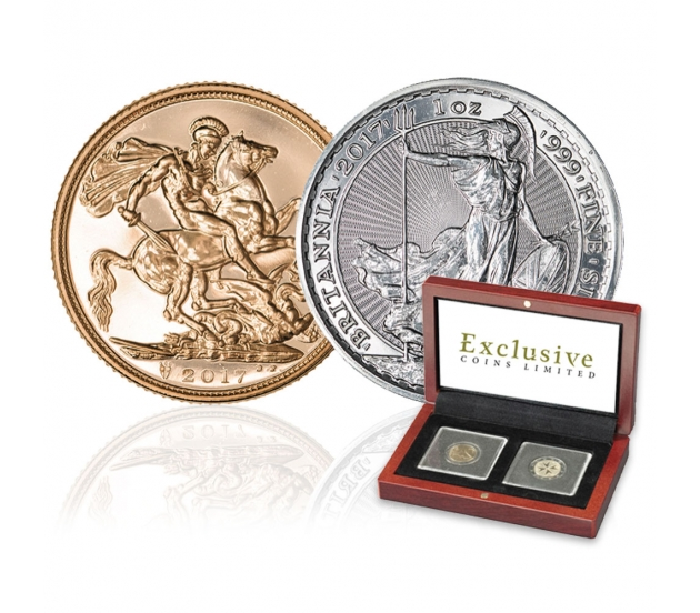 2017 Elizabeth II Gold and Silver Collection