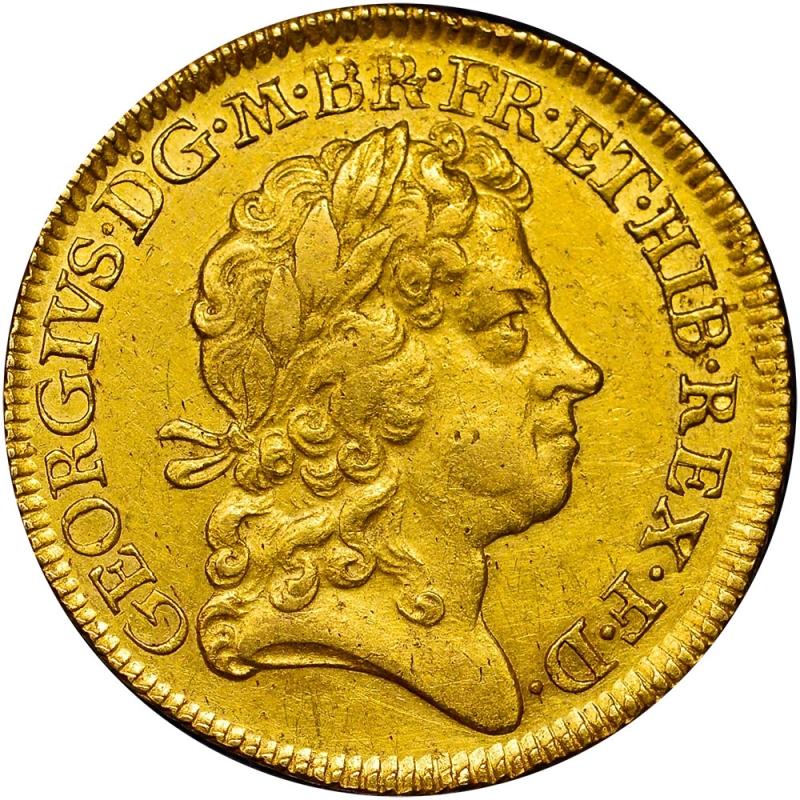 1716 George I Gold Guinea