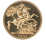 1937 King George VI Proof Gold Two Pound