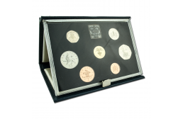 1985 Royal Mint Proof Set