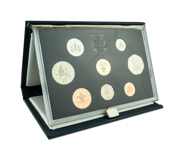 1990 Royal Mint Proof Set