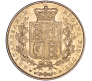 1839 Queen Victoria Shield Reverse Sovereign