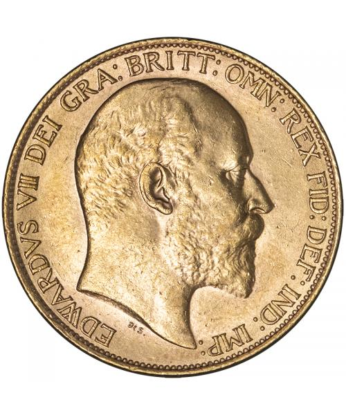 1902 Coronation Currency Two Pound