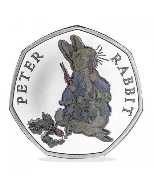 An image of Peter Rabbit