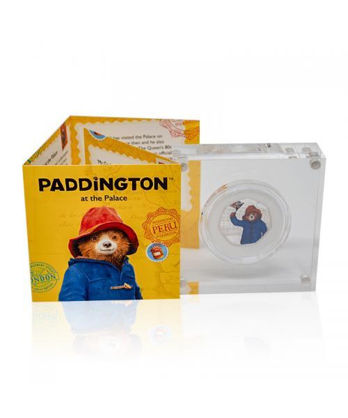 An image of paddington bear