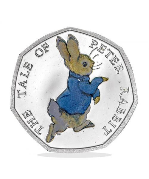 An image of Peter Rabbit