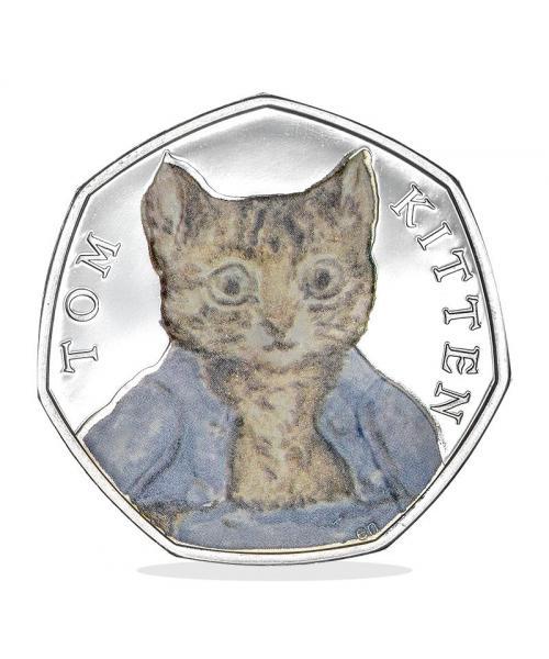 An image of tom kitten