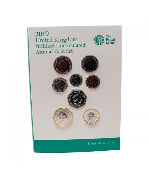 An image of the uk 2019 Set