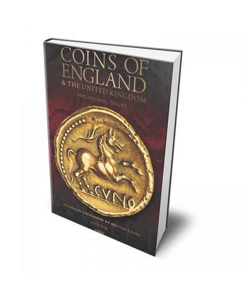 2020 Spink Coins of England book