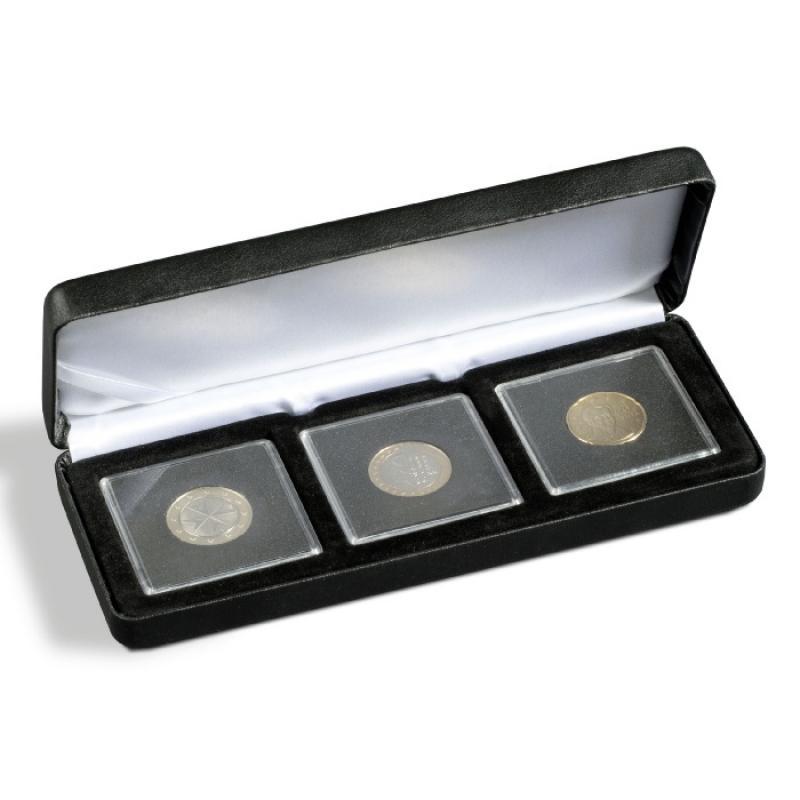 Coin Case for Triple Quadrum Capsule - Nobile