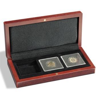 Lighthouse VOLTERRA Coin Case for Three Quadrum Capsules