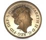 2017 Sapphire Jubilee Queen Elizabeth II Proof Gold Five Pound