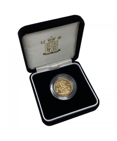 2006 Gold Sovereign alt